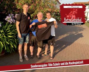 Udo Scholz und die Nachspielzeit